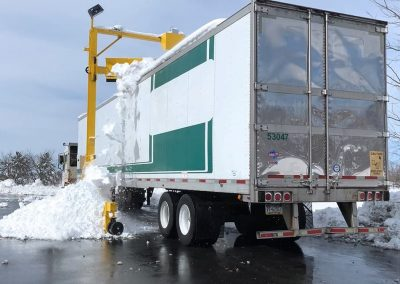 Truck Top Snow Removal