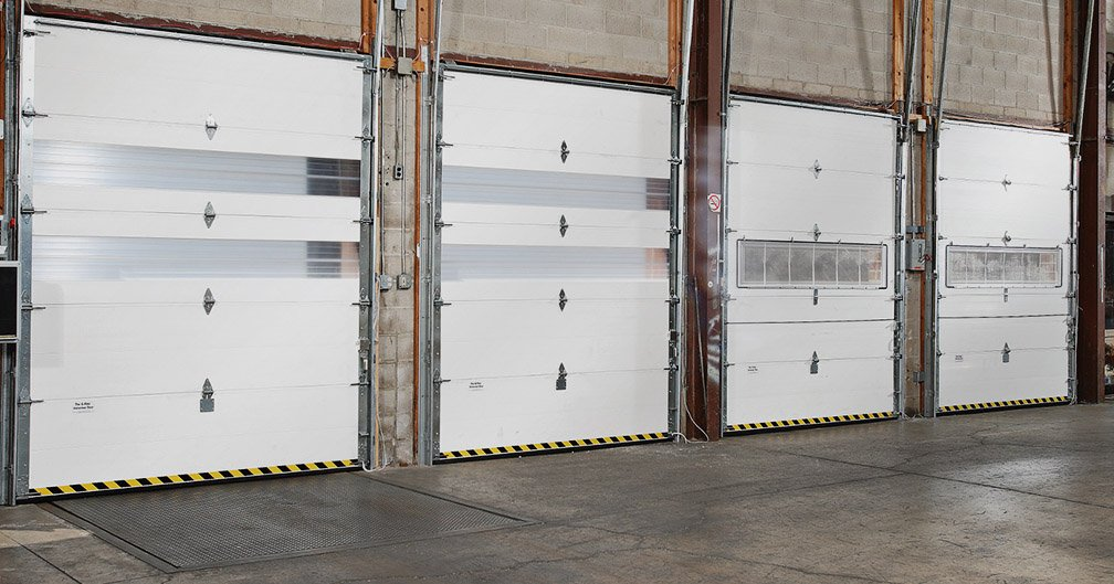 What to Consider When Selecting an Industrial Door Solution