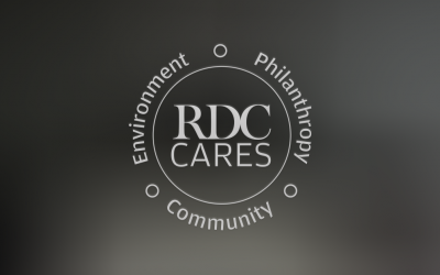 RDC Cares About Impact on Environment
